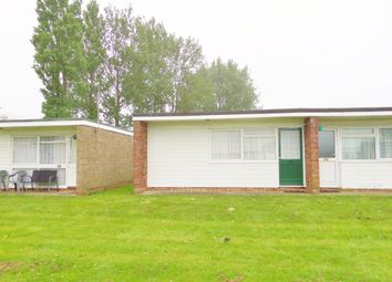 Thumbnail 2 bedroom property for sale in Florida Holiday Park, Hemsby