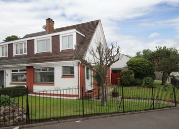 Thumbnail 3 bed semi-detached house for sale in 20 Farm Road, Duntocher