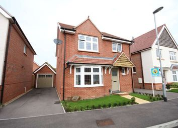 Thumbnail 4 bed detached house to rent in Ouzel Chase, Bracknell