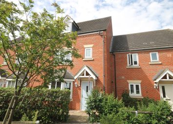 Thumbnail 4 bed town house for sale in The Gateway, Newark, Nottinghamshire.