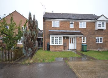 Thumbnail 2 bedroom end terrace house to rent in Ellen Walk, Aylesbury, Buckinghamshire