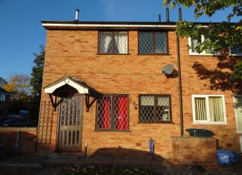 Thumbnail 1 bed terraced house to rent in Shaw Road, Shrewsbury