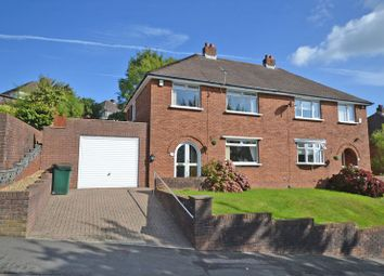 Thumbnail 3 bed semi-detached house for sale in Three Double Bedroom House, Upper Tennyson Road, Newport