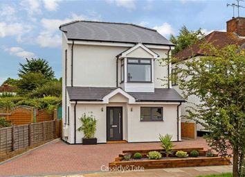 Thumbnail 3 bed detached house for sale in Ashley Road, St Albans, Hertfordshire