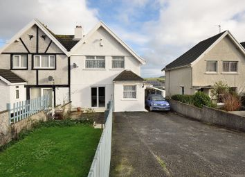 Thumbnail 5 bed semi-detached house to rent in Langton Road, Falmouth