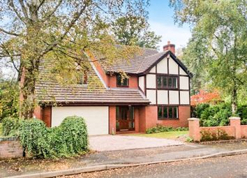 Thumbnail 5 bed detached house to rent in Birchwood Grove, Twemlows Avenue, Higher Heath
