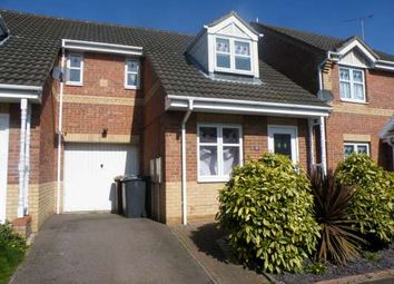 Thumbnail 3 bed semi-detached house to rent in Meadenvale, Parnwell, Peterborough