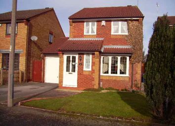 Thumbnail 3 bed detached house to rent in Sherbourne Drive, Branston, Burton-On-Trent