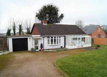 Thumbnail 2 bed detached bungalow for sale in Kendall Street, Worcester