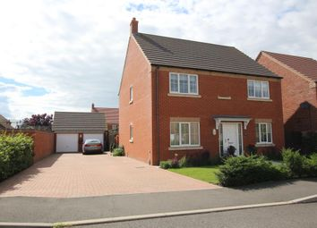 Thumbnail 4 bed detached house for sale in Hyde Park, Padnal, Littleport, Ely