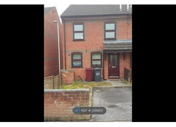 Thumbnail 1 bed end terrace house to rent in Shaftesbury Road, Reading