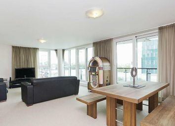 Thumbnail 2 bed flat to rent in St. George Wharf, London