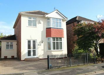 Thumbnail 3 bed detached house for sale in Perry Road, Timperley, Altrincham