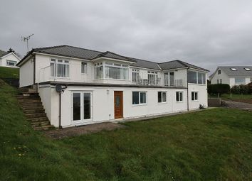 Thumbnail 6 bed detached house for sale in Upper Morannedd, Criccieth, Gwynedd