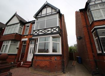 Thumbnail 3 bedroom semi-detached house for sale in Windmill Lane, Stockport