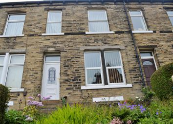 Thumbnail 2 bed terraced house for sale in Haugh Shaw Road, Halifax