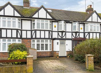 Thumbnail 4 bed terraced house for sale in Barnfield Avenue, Kingston Upon Thames