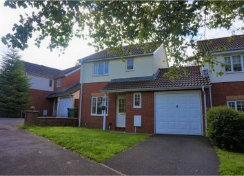 Thumbnail 3 bed link-detached house for sale in Peppermint Drive, Cardiff