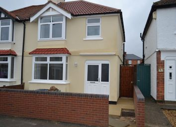 Thumbnail 3 bed semi-detached house to rent in Kitchener Avenue, Gloucester