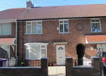 Thumbnail 3 bed terraced house to rent in Muirhead Avenue East, Norris Green, Liverpool