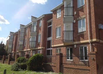 Thumbnail 2 bed flat to rent in Emscote Road, Warwick