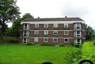 Thumbnail 2 bedroom flat for sale in Hartington Court, Elland