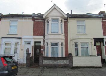 Thumbnail 2 bed terraced house for sale in Glasgow Road, Southsea
