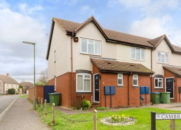 2 bed end terrace house for sale in Cambridge Road, West Molesey KT8