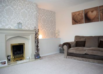 Thumbnail 2 bed flat for sale in Suffolk Close, Ashington