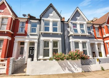 Thumbnail 4 bed terraced house for sale in Coleraine Road, Harringay, London