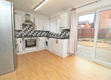 Thumbnail 3 bedroom semi-detached house to rent in Porlock Lane, Furzton, Milton Keynes