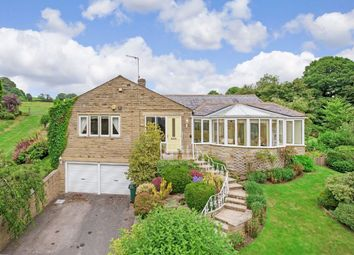 Thumbnail 3 bed detached bungalow for sale in Gill Bank Road, Ilkley
