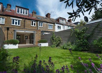 4 bed terraced house for sale in Dalgarno Gardens, London W10