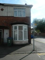 Thumbnail 4 bedroom terraced house for sale in Osborne Road, West Bromwich