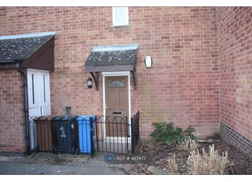 Thumbnail 1 bed flat to rent in Montrose Close, Derby