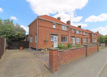 Thumbnail 3 bed end terrace house for sale in Saffron Street, Bletchley, Milton Keynes