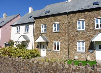 Thumbnail 4 bed terraced house for sale in Ferrymans View, Hillhead, Brixham