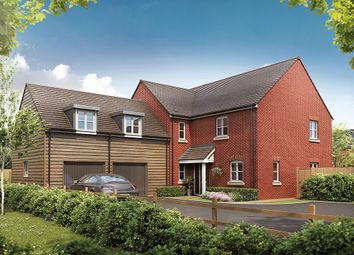 5 bed detached house for sale in The Portrush, Padbury Fold, Willow Road, Padbury, Buckinghamshire MK18