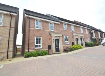 Thumbnail 3 bed end terrace house for sale in Talbot Road North, Wellingborough, Northamptonshire, Na