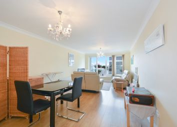 Thumbnail 2 bed flat to rent in New Caledonian Wharf, Odessa Street, London