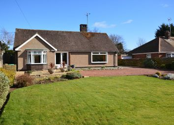 Thumbnail 3 bed detached house for sale in Alnwick Road, Lesbury, Alnwick