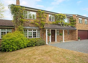 Thumbnail 6 bed detached house for sale in Walgrove Gardens, White Waltham, Maidenhead, Berkshire