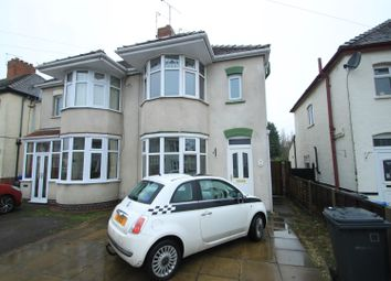 Thumbnail Semi-detached house to rent in Thirlmere Road, Hinckley