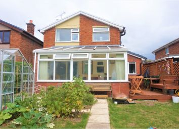 Thumbnail 3 bed detached house for sale in Llay Court Estate, Wrexham