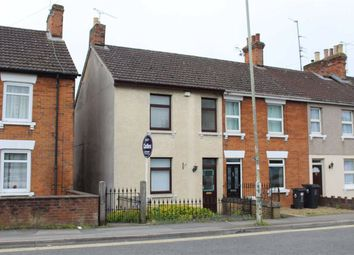 Thumbnail 2 bed end terrace house to rent in Beechcroft Road, Swindon