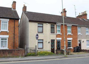 Thumbnail 2 bedroom end terrace house to rent in Beechcroft Road, Swindon