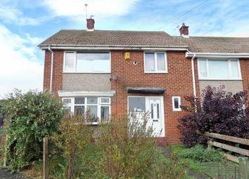 Thumbnail 3 bedroom terraced house for sale in Souter View, Whitburn, Sunderland