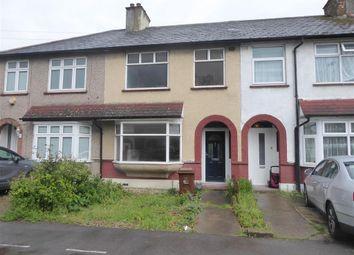 Thumbnail 3 bed terraced house for sale in Herbert Gardens, Romford, Essex