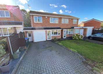 Thumbnail 3 bed semi-detached house for sale in Farlands Grove, Great Barr, Birmingham