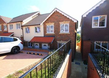 Thumbnail 3 bed end terrace house for sale in Endeavour Way, Hastings, East Sussex